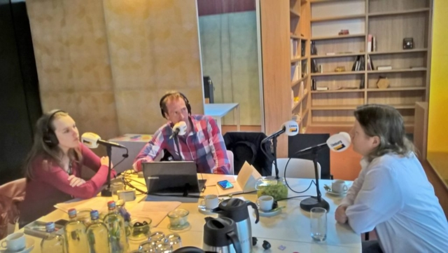 Radio interview Limburg L1