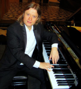 Contact info Thomas Alexander Pianist