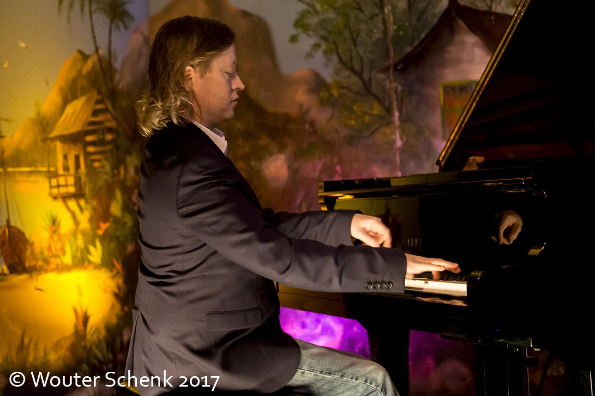 Pianist Thomas Alexander evenementen feesten