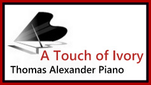 A Touch of Ivory | Pianist Thomas Alexander