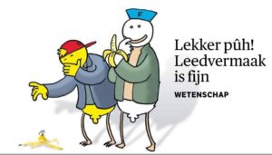 Leedvermaak, Thomas Alexander Blog 3