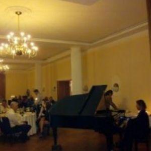 Pianist diner boeken,Pianist evenement
