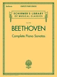 Beethoven piano sonatas bladmuziek