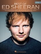 Ed Sheeran piano bladmuziek