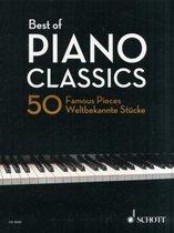 Bladmuziek klassiek piano, amateur, 50 piano classics