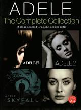 Adele , the complete collection bladmuziek
