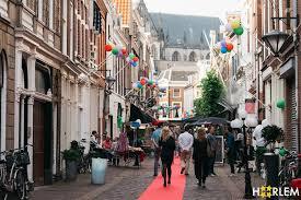Haarlem, Gouden straatjes