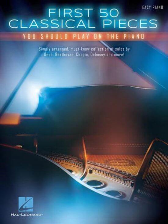 first 50 muziekboek