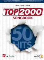 Top 2000 liedjes , piano bladmuziek