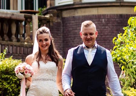 pianist bruiloft, recensie Stephanie en Danny