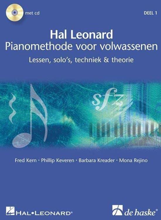 Bladmuziek piano beginners Hal Leonard