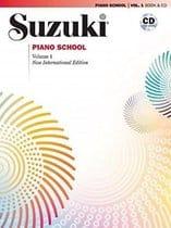 Bladmuziek piano beginners Suzuki