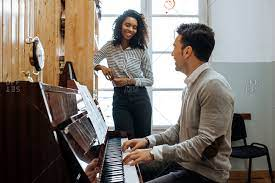 zelf piano leren spelen met docent